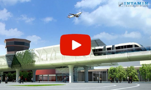 Webvideo Intamin Monorail Bologna
