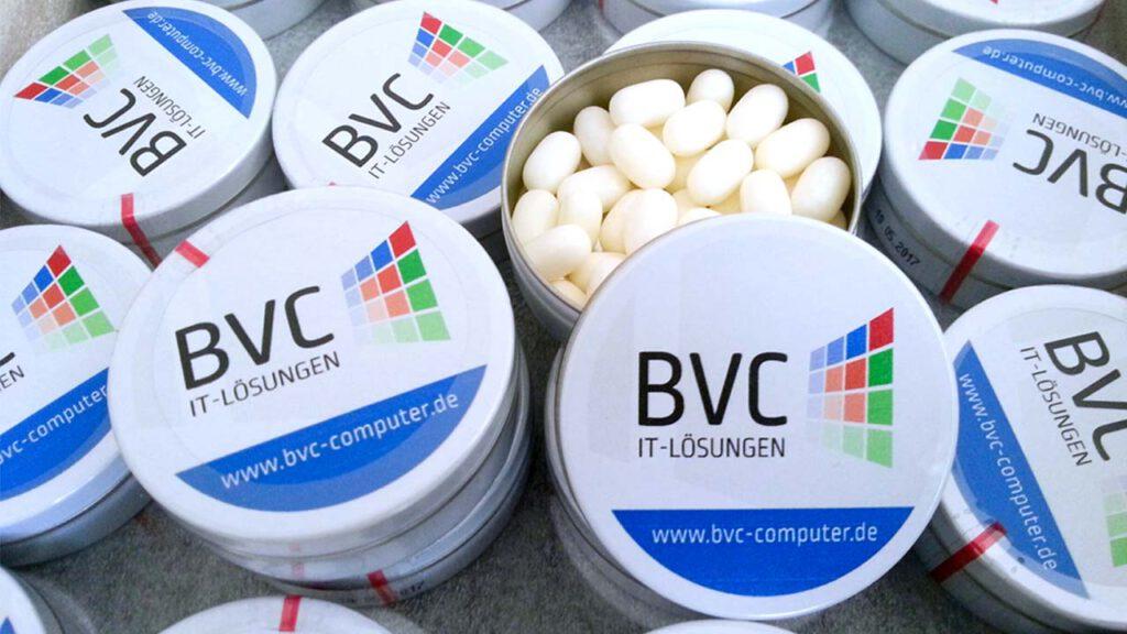 Give-aways BVC IT-Lösungen