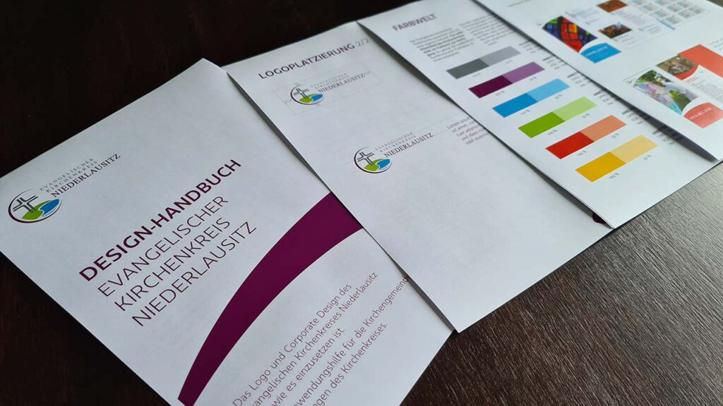 Design Manual Kirchenkreis Niederlausitz