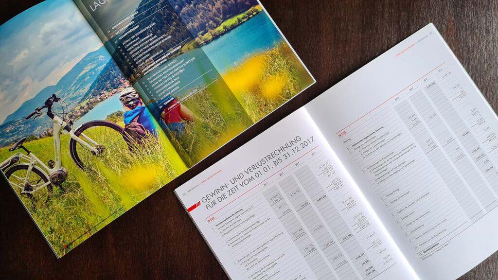 Geschäftsbericht Waldenburger Versicherung